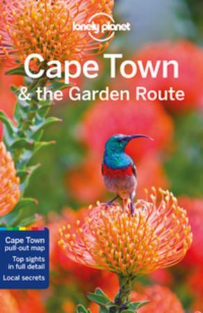 SD Books Heftet Cape Town & the Garden route