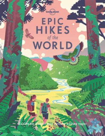 SD Books Heftet Epic hikes of the world