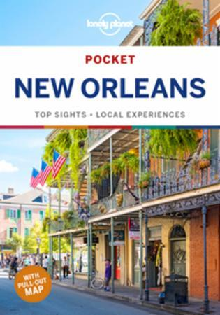 SD Books Heftet Pocket New Orleans: top sights, local life, made easy