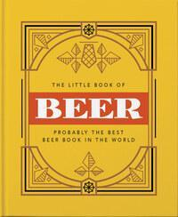 SD Books Innbundet The little book of beer: probably the best beer book in the world
