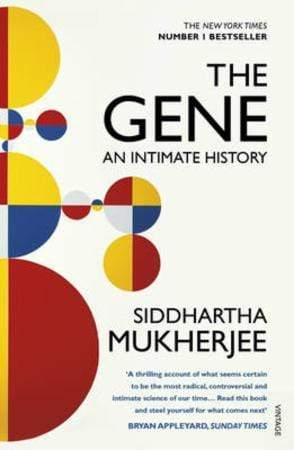 Siddhartha Mukherjee Heftet The gene: an intimate history