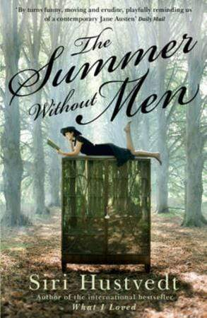 Siri Hustvedt Heftet The summer without men