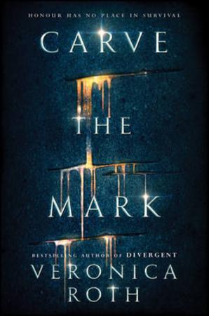 Veronica Roth Innbundet Carve the mark