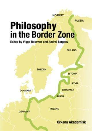 Viggo Rossvær Heftet Philosophy in the border zone