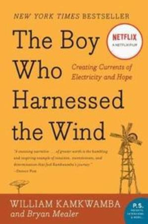 William Kamkwamba Heftet The boy who harnessed the wind