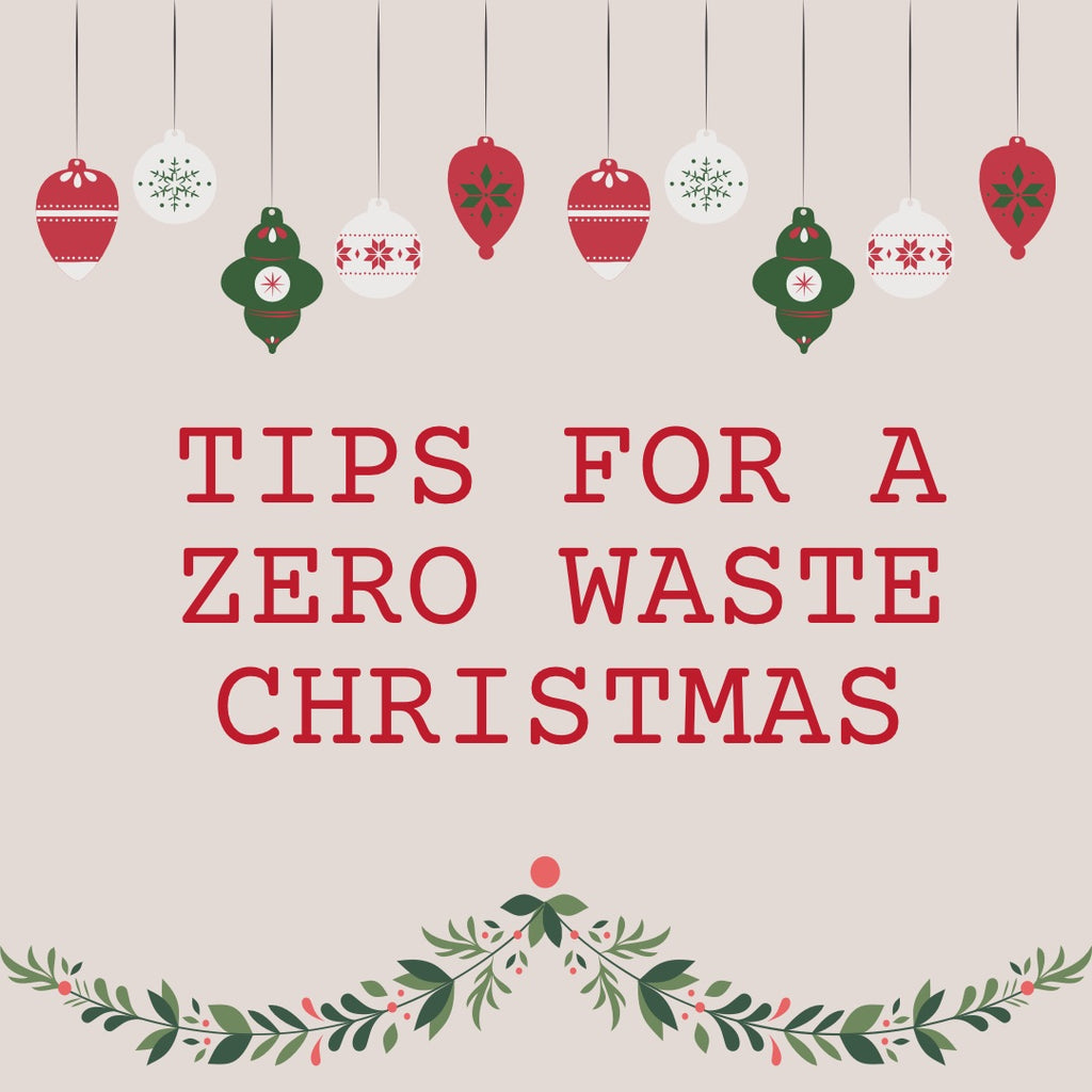 Tips for a zero waste Christmas