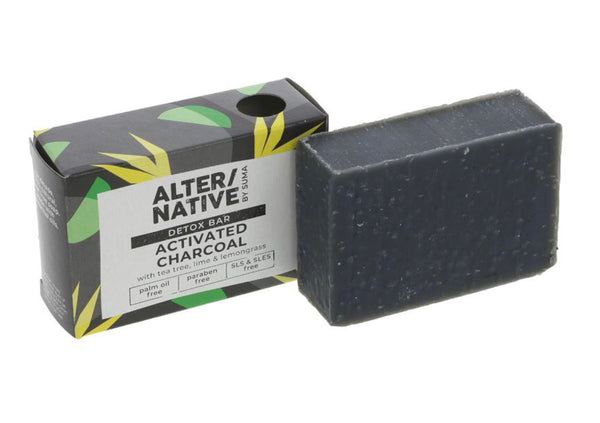 Alter/native Activated Charcoal Facial Soap