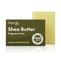 Friendly Soap Shea Butter Cleansing Bar