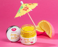 Pura Cosmetics Perfect Pout Zingy Lemon Lip Scrub