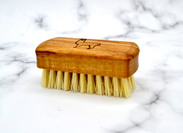 Kids Natural Vegan Nail Brush