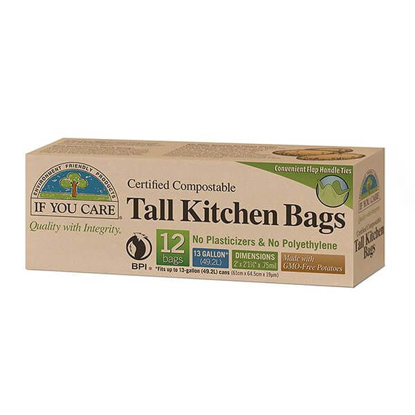 Tall Kitchen Bin Bags