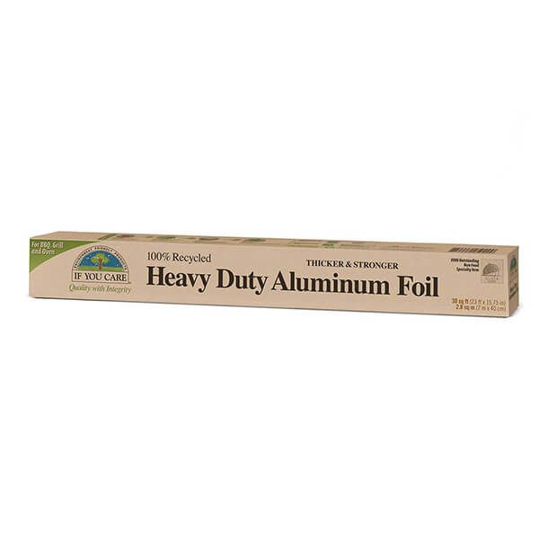 If You Care Heavy Duty Aluminium Foil 100% Recycled