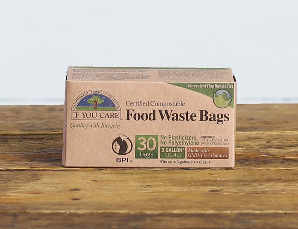 If You Care Food Waste Bags - 43 x 39 cm