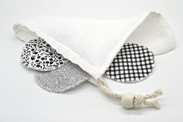 Wash Bag for Cotton Make-Up Remover Pads
