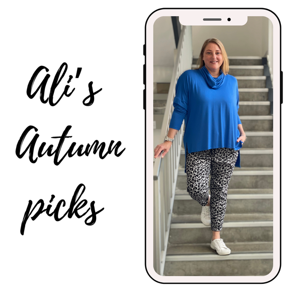 Ali's Autumn Picks