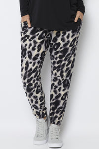 Dublin Casual Pant in Grace print