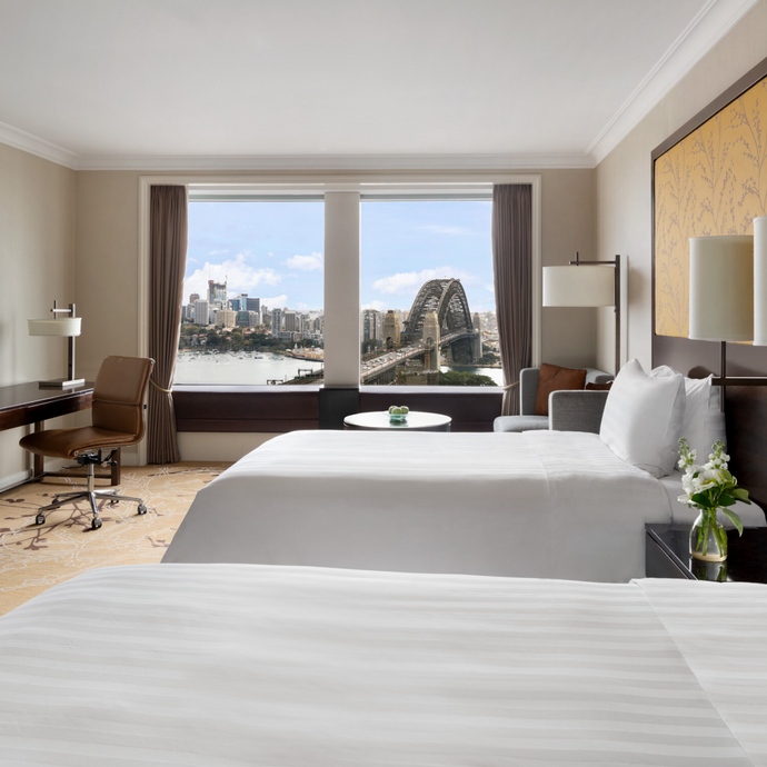 Drive-In Package - Deluxe Sydney Harbour Room