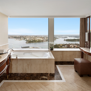 Overnight Accommodation - Executive Sydney Harbour Suite