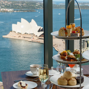 $150 High Tea for two with Sparkling Wine