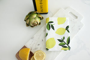 Lemon - Tea Towel