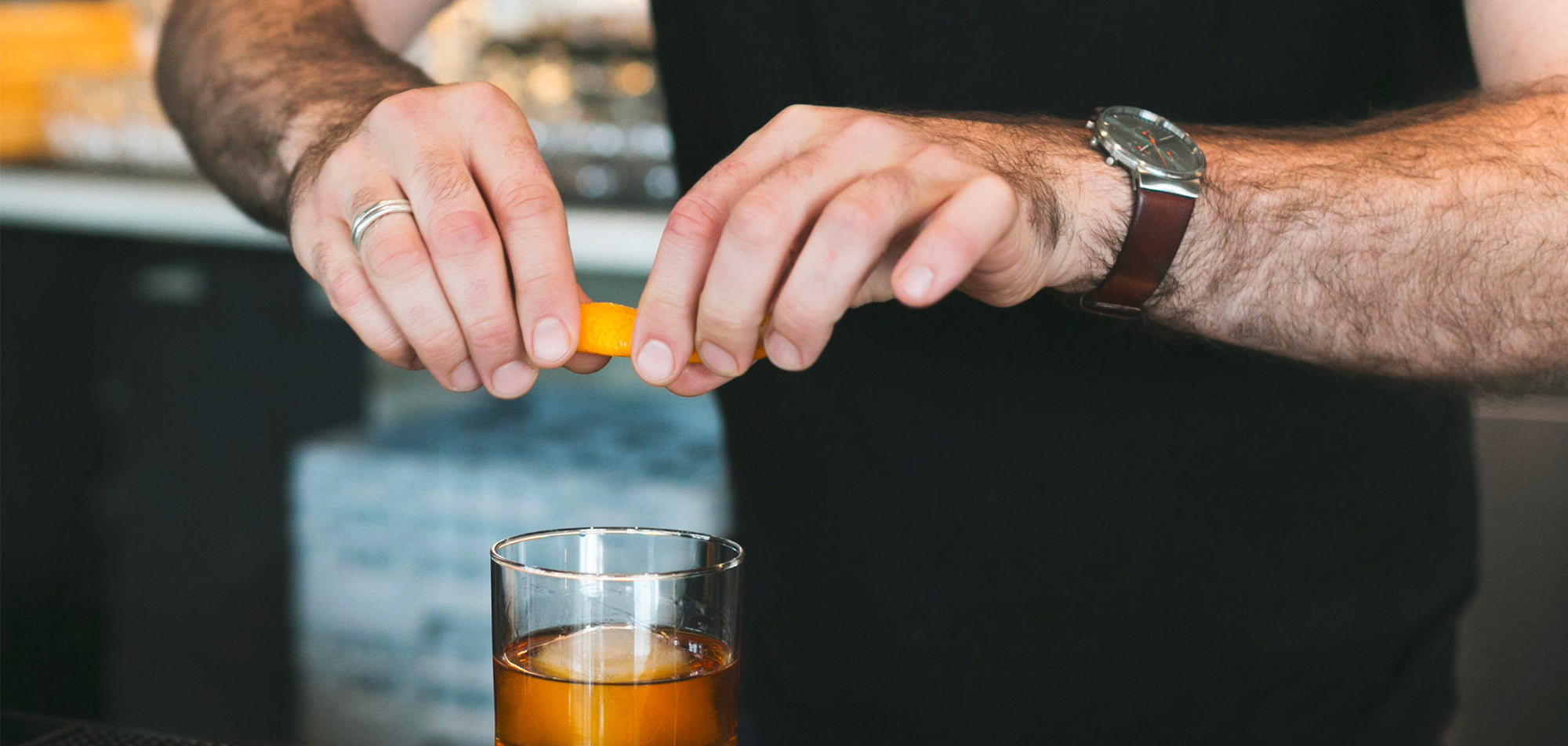 Bartending 101: Tips + Tricks for Better Drinks
