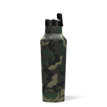 Load image into Gallery viewer, Camo Insulated Sport Canteen