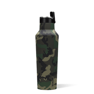 Camo Insulated Sport Canteen