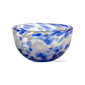 "Blue & White ""Confetti"" Bowl"