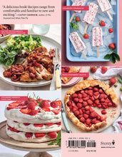 Load image into Gallery viewer, Strawberry Love: 45 Sweet and Savory Recipes