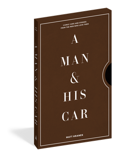 A Man & His Car Book