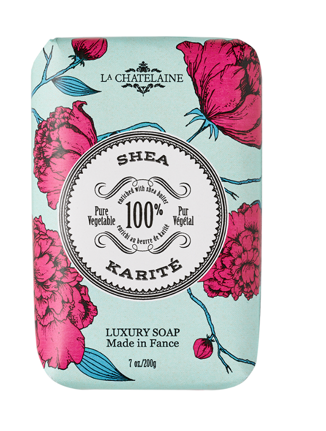 French Shea Bar Soap