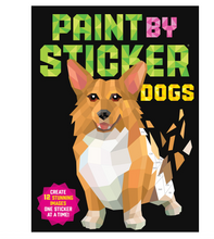Load image into Gallery viewer, Paint By Sticker Dog