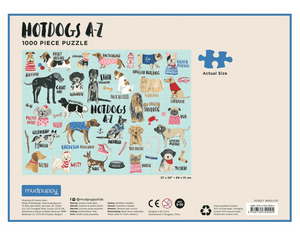A-Z Dog Breed Puzzle