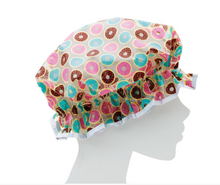 Load image into Gallery viewer, Donut Shower Cap