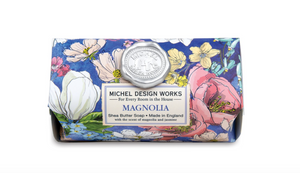 Magnolia Large Bath Bar Soap