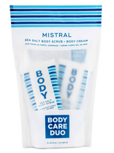 Load image into Gallery viewer, Sea Salt Body Care Duo
