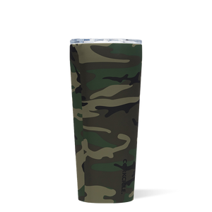 Camo Large Insulated Travel Tumbler