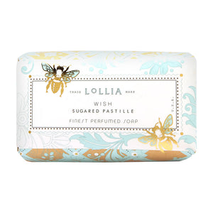 """Wish"" Sugared Pastille Soap"