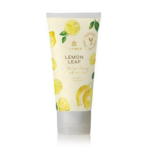 Lemon Leaf Hand Cream