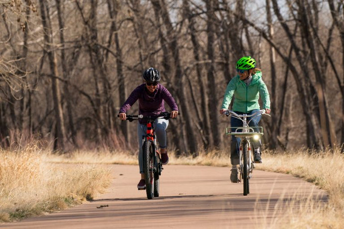 DEPARTMENT OF THE INTERIOR ISSUES NEW RULES ON ELECTRIC BICYCLE ACCESS