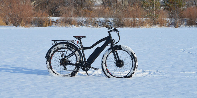 Check out the Dual Motor, Eunorau All-Wheel Drive E-Bike! Arriving Feb 2021