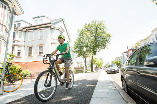 THE POWER OF A NEIGHBORHOOD RIDE
