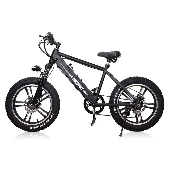 NAKTO, Discovery, Fat Tire, Electric Bike,  20