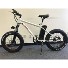 "Load image into Gallery viewer, NAKTO Fat Tire, 20"" Mini Cruiser - 300 Watt, 36V - electricbyke.com"