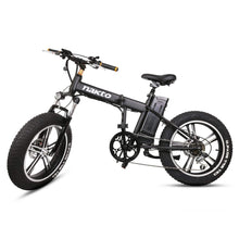 Load image into Gallery viewer, NAKTO Folding Fat Tire, Mini Cruiser - 350 Watt, 48V - electricbyke.com