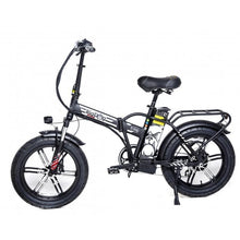 Load image into Gallery viewer, GREENBIKE ELECTRIC MOTION Big Dog Extreme, Fat Tire Folding Electric Bike - 750 Watt, 48V - electricbyke.com