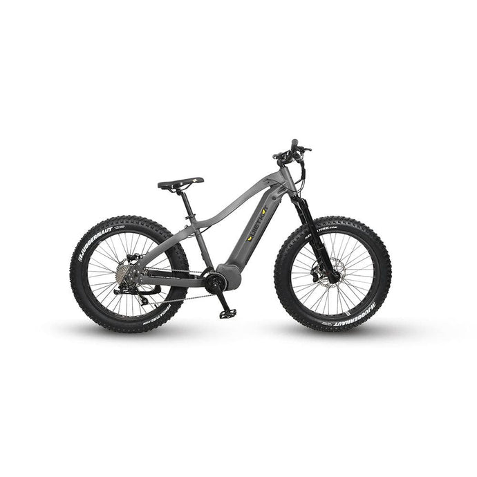 QUIETKAT, APEX, Fat TIre, Mountain / Trail eBike, 9 Speed - 750 /1000 / 1500 Watt, 48V - electricbyke.com