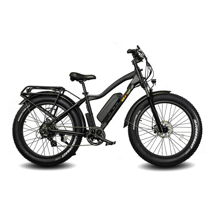 EWheels, BAM EW-Supreme Fat Tire Electric Bike - 750 Watt, 48V - electricbyke.com