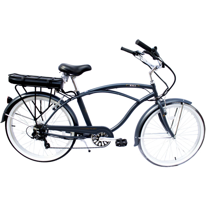 MICARGI BALI, Men's Beach Cruiser - 350 Watt, 48V - electricbyke.com