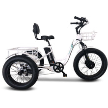 Load image into Gallery viewer, EMOJO, Electric Bike, CADDY PRO, Electric Fat Tire Tricycle - 500 Watt, 48 V - electricbyke.com
